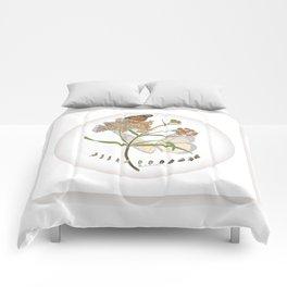 Precious commodity Comforters