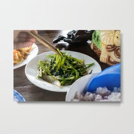 Asian Food 07 Metal Print