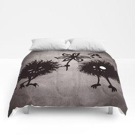 Kind Evil Bugs Comforters