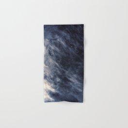 Blue Clouds, Blue Moon Hand & Bath Towel
