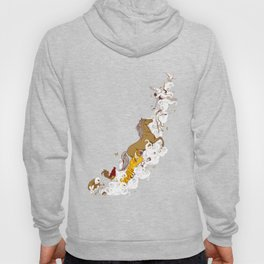 Magic paintbrush Hoody
