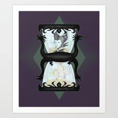 Maleficent's Hour Art Print