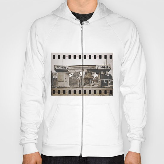 Tickets to the past Hoody