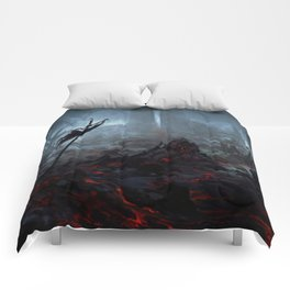 Ris Megroth Comforters