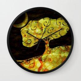 Sagesse Wall Clock