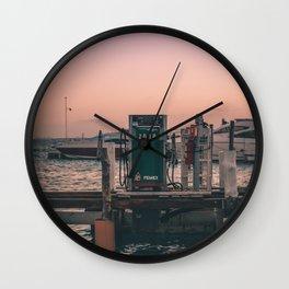 Refueled Wall Clock