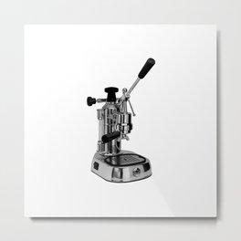 Europiccola La Pavoni Lever Espresso Machine Metal Print