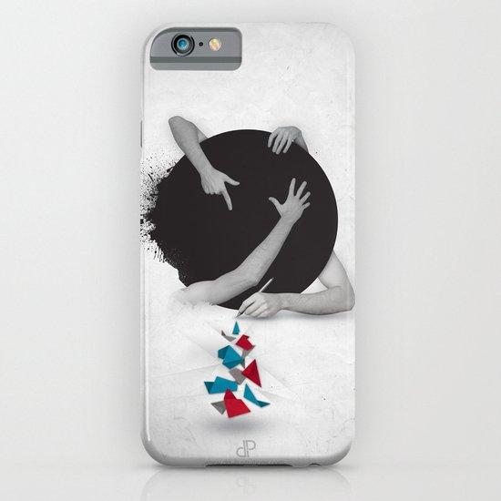 Something in Progress iPhone & iPod Case