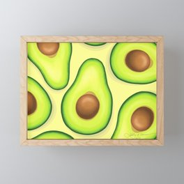 Avocados Framed Mini Art Print