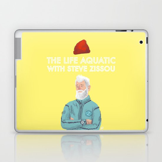 I'm going to find it and I'm going to destroy it. Laptop & iPad Skin