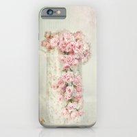 romantic roses iPhone 6s Slim Case