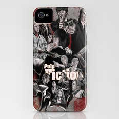 Pulp Fiction iPhone (4, 4s) Slim Case
