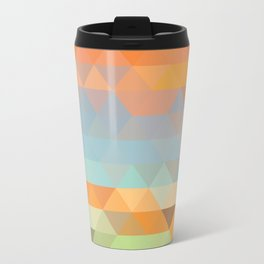 Simple Sky - Sunset Metal Travel Mug