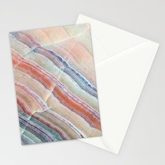 Pastel Onyx Marble Stationery Cards