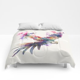 Fly Away II Comforters