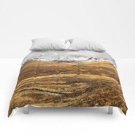 Golden Valley. Comforters