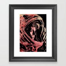 Alien Sigourney Weaver Framed Art Print
