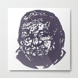 Faces, 8 Metal Print