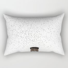 Swift Migration Rectangular Pillow