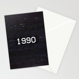 1990 Stationery Cards