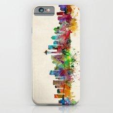 Seattle Washington Skyline Slim Case iPhone 6