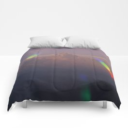 The Machapuchare Shine Comforters
