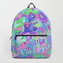 Vivid dream Backpack