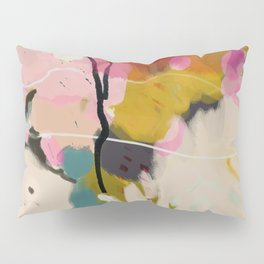 paysage abstract Pillow Sham