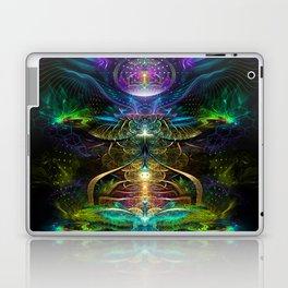 Neon - Fractal - Visionary Art - Manafold Art Laptop & iPad Skin