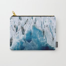Ride to the Alaskan Glacier Carry-All Pouch