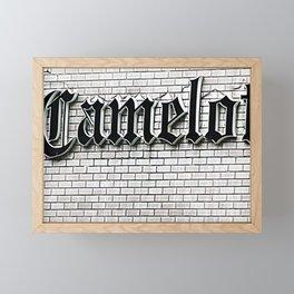 Camelot Framed Mini Art Print