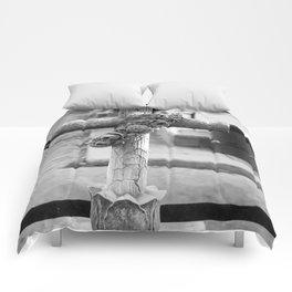 old cross Comforters