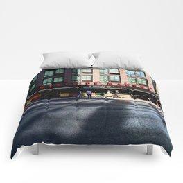 Westside Market Morning Reflection Comforters