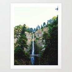 The Falls Art Print