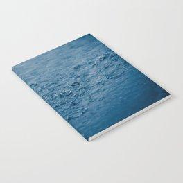Let It Rain Nature Photograph Notebook