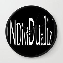 Individualist Wall Clock