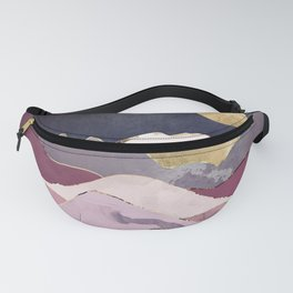 Raspberry Dream Fanny Pack