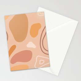 Terra Warmth Stationery Cards