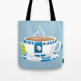 R2-TEA2 Tote Bag