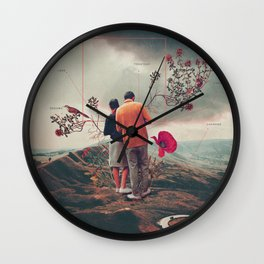 Chances & Changes Wall Clock