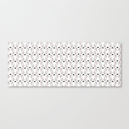 small bully gridlock Canvas Print