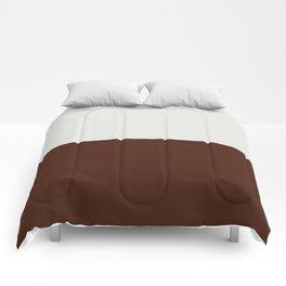 Iced Chocolate Comforters