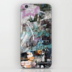 Collide 10 iPhone & iPod Skin