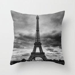 Paris, Paris Throw Pillow