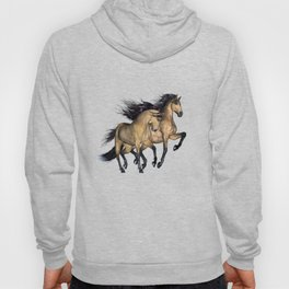 HORSES - The Buckskins Hoody