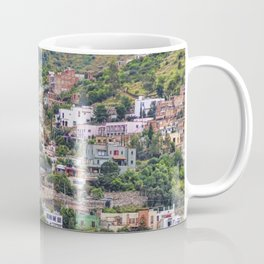 Hilltop Houses Guanajuato Coffee Mug