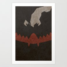 Darkrai Art Print