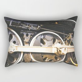 Locomotive Rectangular Pillow
