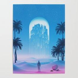 Lunar spring Poster