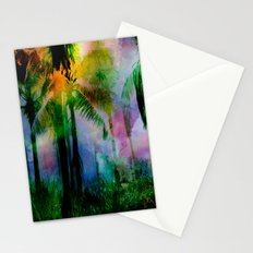 Tropical Sunset 2 Stationery Cards